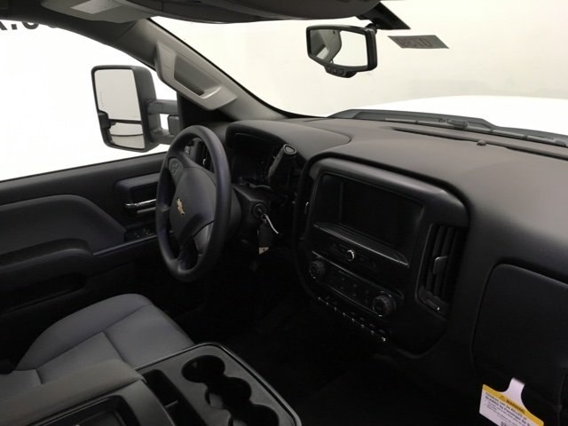 2018 Silverado 2500 Crew Cab, Monroe Service Body #180739 - photo 9