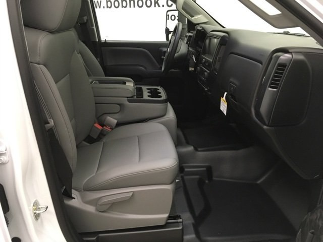 2018 Silverado 2500 Crew Cab, Monroe Service Body #180739 - photo 10