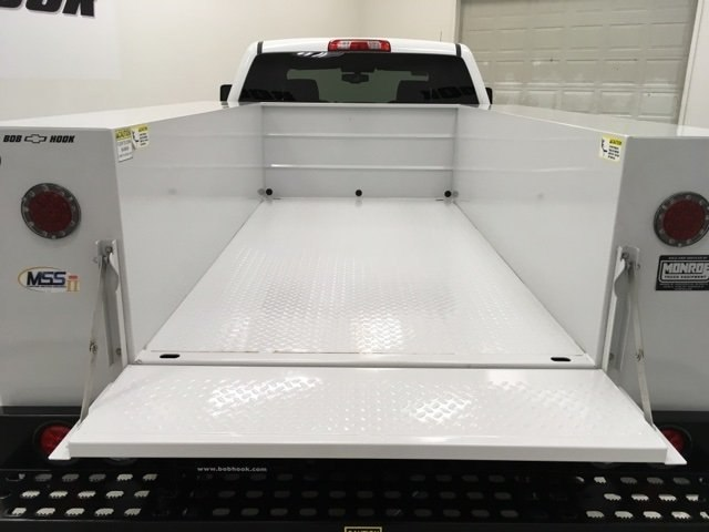 2018 Silverado 2500 Crew Cab, Monroe Service Body #180739 - photo 13