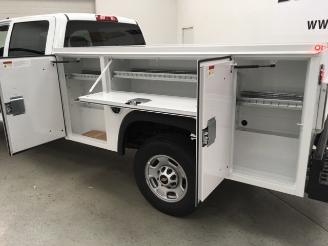 2018 Silverado 2500 Crew Cab, Monroe Service Body #180739 - photo 24