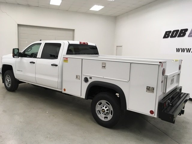 2018 Silverado 2500 Crew Cab, Monroe Service Body #180739 - photo 2