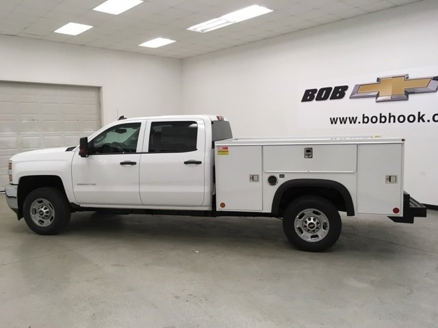 2018 Silverado 2500 Crew Cab, Monroe Service Body #180739 - photo 6