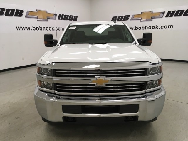 2018 Silverado 2500 Crew Cab, Monroe Service Body #180739 - photo 7