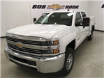 2018 Silverado 2500 Crew Cab, Monroe Service Body #180739 - photo 1