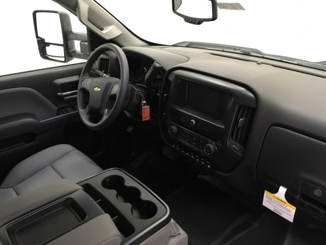 2018 Silverado 2500 Crew Cab, Monroe Service Body #180740 - photo 9