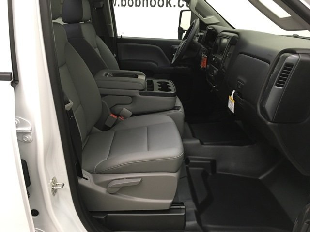 2018 Silverado 2500 Crew Cab 4x2,  Monroe Service Body #180740 - photo 10