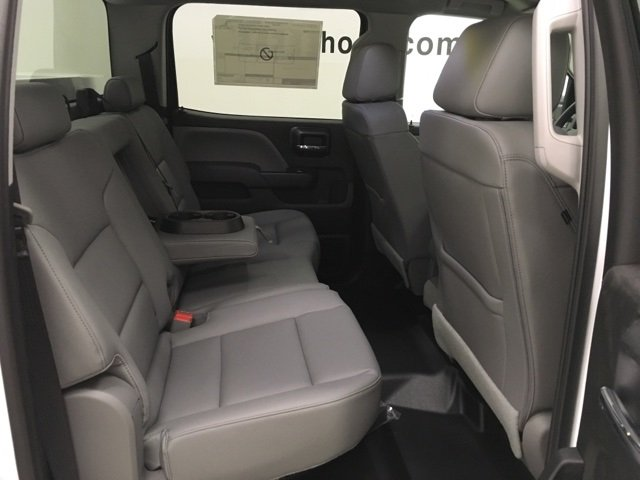 2018 Silverado 2500 Crew Cab 4x2,  Monroe Service Body #180740 - photo 11