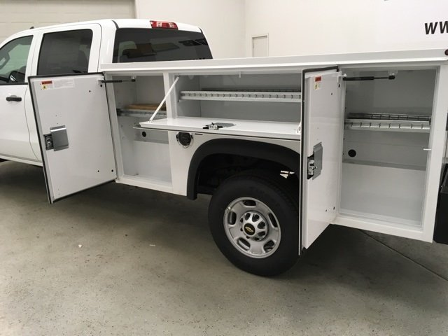 2018 Silverado 2500 Crew Cab 4x2,  Monroe Service Body #180740 - photo 15