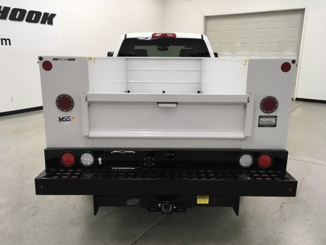 2018 Silverado 2500 Crew Cab 4x2,  Monroe Service Body #180740 - photo 5