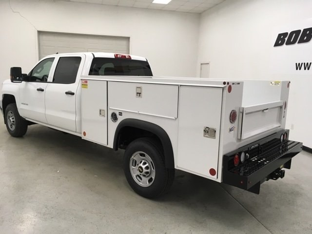 2018 Silverado 2500 Crew Cab 4x2,  Monroe Service Body #180740 - photo 2