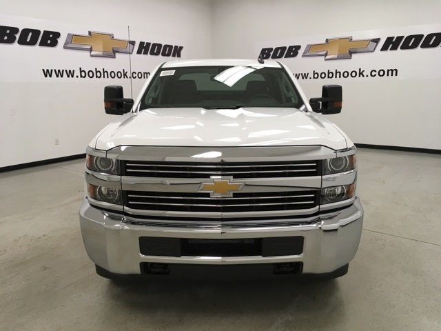 2018 Silverado 2500 Crew Cab,  Monroe Service Body #180740 - photo 7