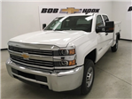 2018 Silverado 2500 Crew Cab,  Monroe Service Body #180740 - photo 1