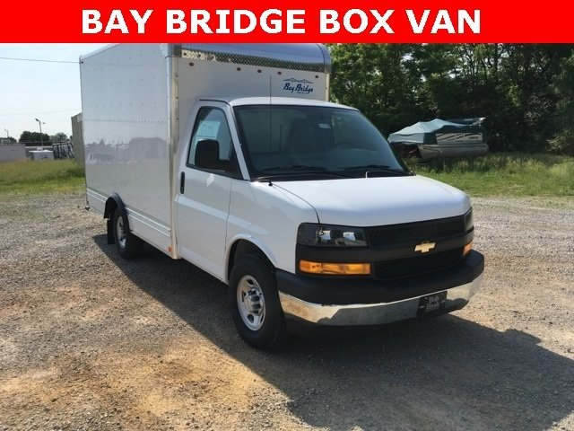 2018 Express 3500 4x2,  Bay Bridge Cutaway Van #180741 - photo 19