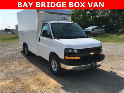 2018 Express 3500 4x2,  Bay Bridge Classic Cutaway Van #180741 - photo 19
