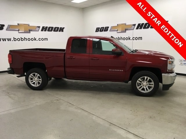 2018 Silverado 1500 Double Cab, Pickup #180747 - photo 21