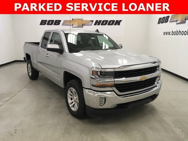 2018 Silverado 1500 Double Cab 4x4,  Pickup #180757 - photo 3