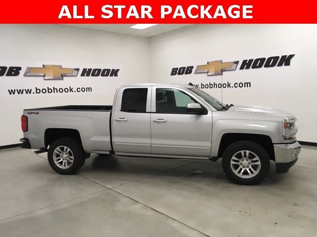 2018 Silverado 1500 Double Cab 4x4,  Pickup #180757 - photo 4