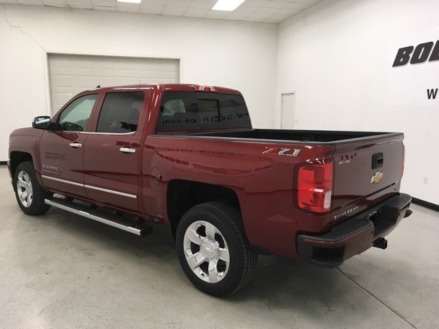 2018 Silverado 1500 Crew Cab 4x4,  Pickup #180780 - photo 5