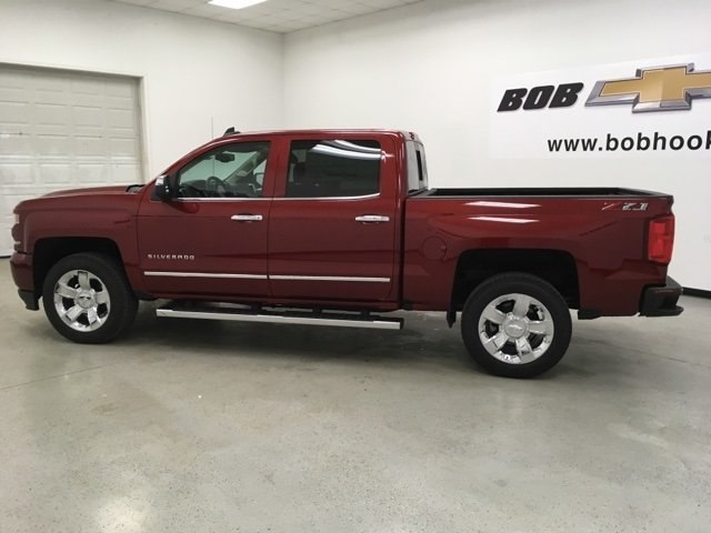 2018 Silverado 1500 Crew Cab 4x4,  Pickup #180780 - photo 6
