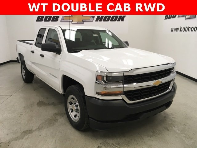 2018 Silverado 1500 Double Cab,  Pickup #180784 - photo 18