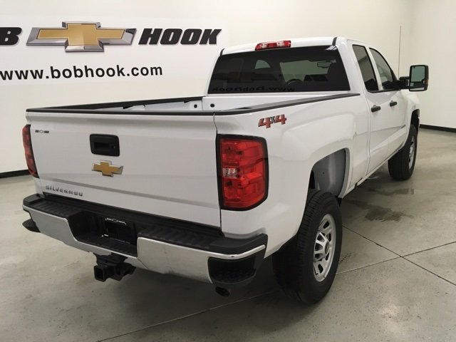 2018 Silverado 2500 Double Cab 4x4, Pickup #180785 - photo 3