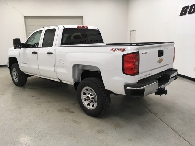 2018 Silverado 2500 Double Cab 4x4, Pickup #180785 - photo 5
