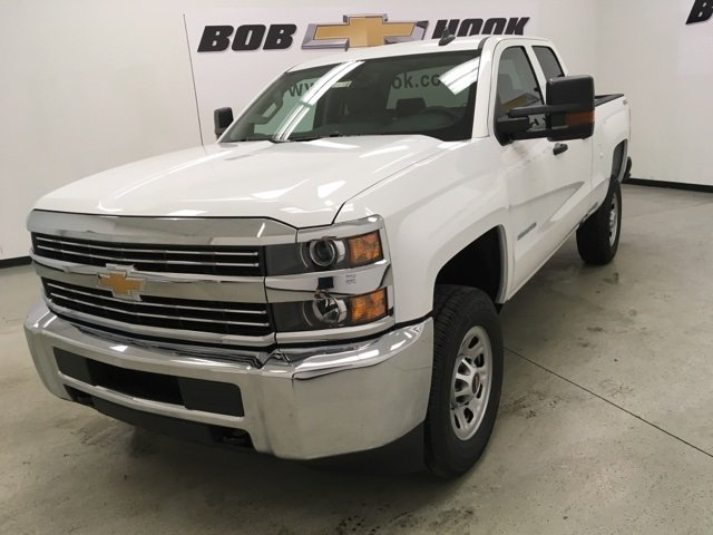 2018 Silverado 2500 Double Cab 4x4, Pickup #180785 - photo 7