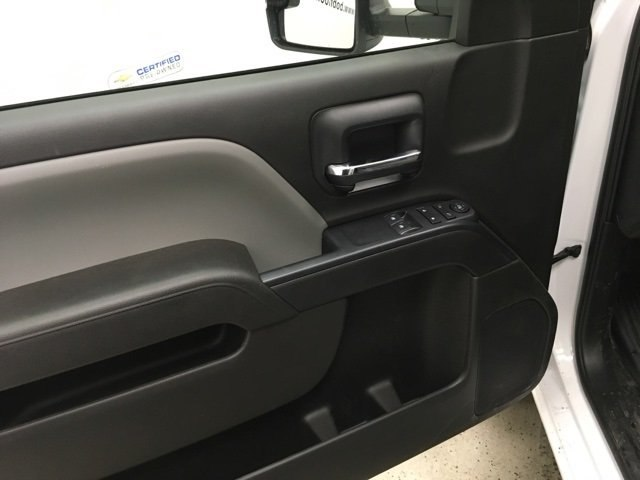 2018 Silverado 3500 Regular Cab DRW 4x4,  Monroe Dump Body #180792 - photo 16