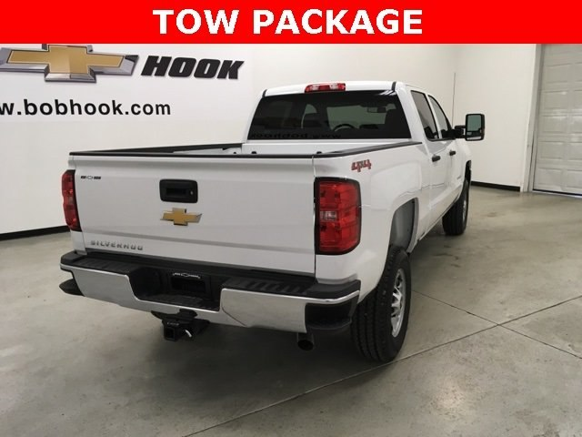 2018 Silverado 2500 Crew Cab 4x4,  Pickup #180825 - photo 5
