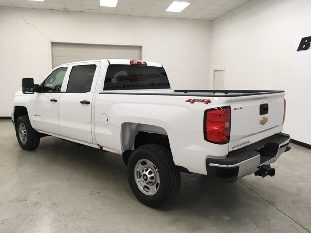 2018 Silverado 2500 Crew Cab 4x4,  Pickup #180825 - photo 2