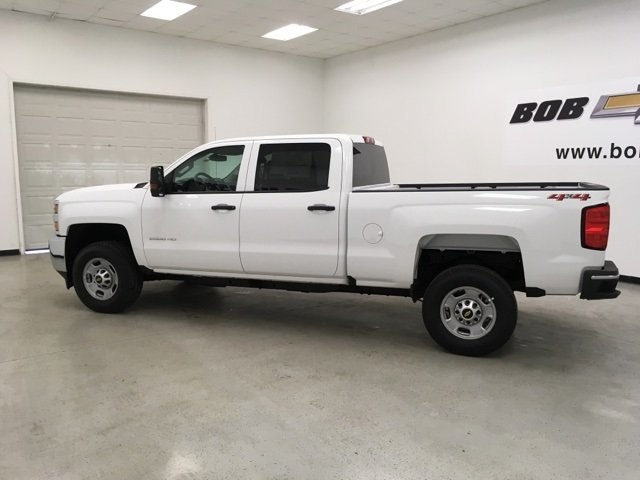 2018 Silverado 2500 Crew Cab 4x4,  Pickup #180825 - photo 7