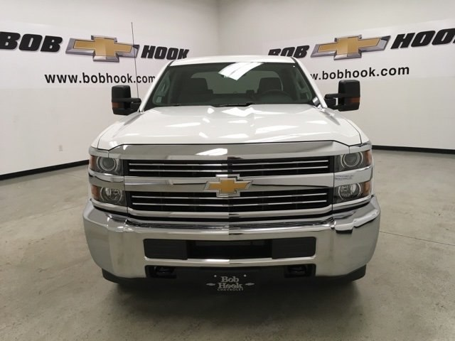 2018 Silverado 2500 Crew Cab 4x4,  Pickup #180825 - photo 8