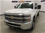 2018 Silverado 2500 Crew Cab 4x4,  Pickup #180825 - photo 1