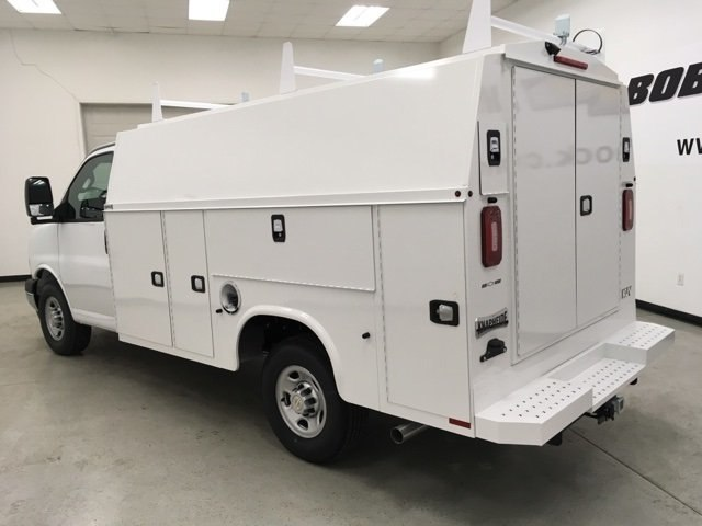 2018 Express 3500,  Knapheide Service Utility Van #180835 - photo 2