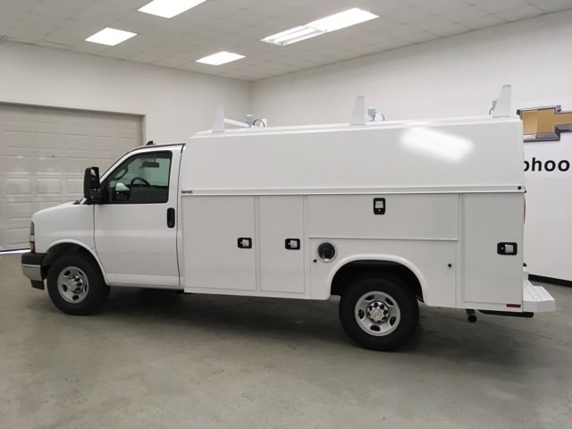 2018 Express 3500,  Knapheide Service Utility Van #180835 - photo 7