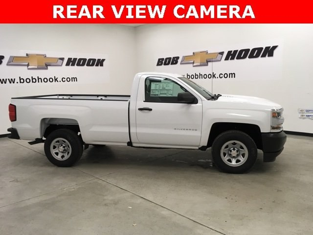 2018 Silverado 1500 Regular Cab,  Pickup #180855 - photo 4