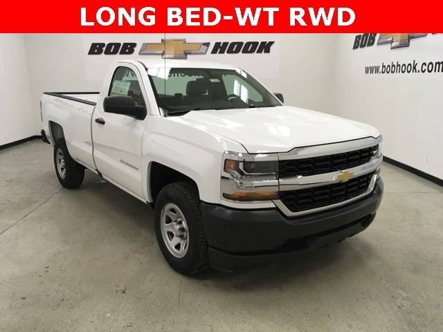 2018 Silverado 1500 Regular Cab,  Pickup #180856 - photo 3