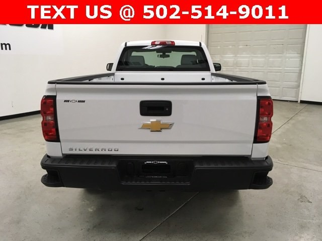 2018 Silverado 1500 Regular Cab,  Pickup #180857 - photo 6