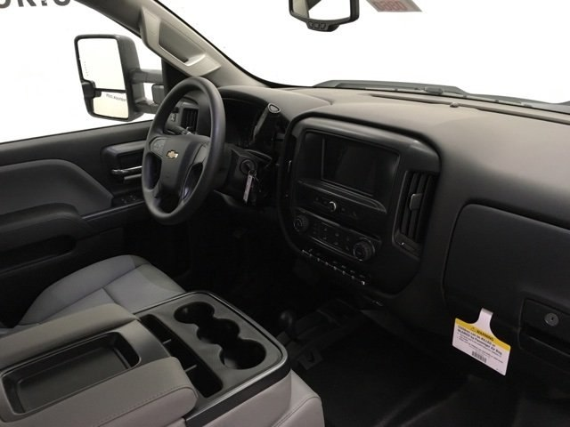 2018 Silverado 2500 Crew Cab 4x4,  Knapheide Service Body #180860 - photo 10