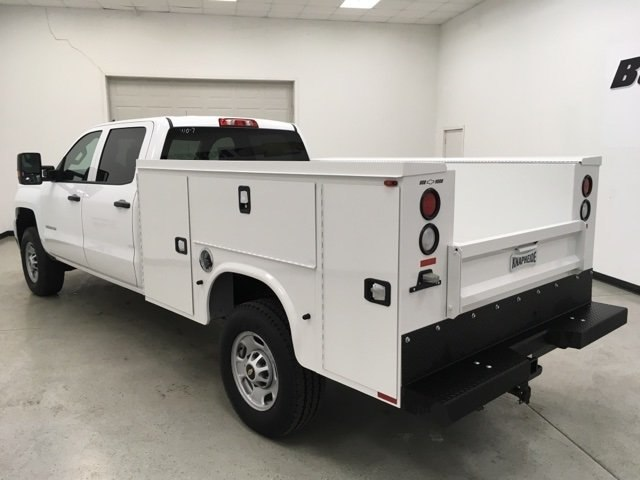2018 Silverado 2500 Crew Cab 4x4,  Knapheide Service Body #180860 - photo 2