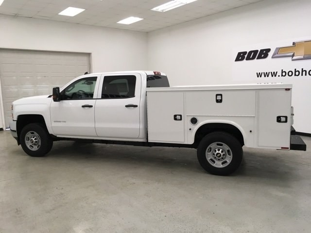 2018 Silverado 2500 Crew Cab 4x4,  Knapheide Service Body #180860 - photo 7