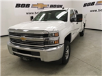 2018 Silverado 2500 Crew Cab 4x4,  Knapheide Service Body #180860 - photo 1