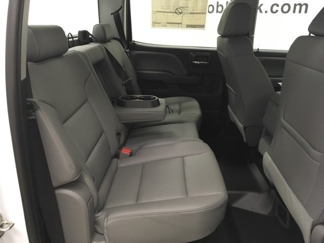 2018 Silverado 3500 Crew Cab DRW 4x4,  Reading Service Body #180880 - photo 12