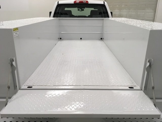 2018 Silverado 3500 Crew Cab DRW 4x4,  Reading Service Body #180880 - photo 14