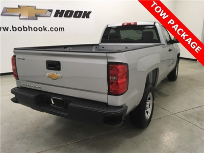 2018 Silverado 1500 Regular Cab 4x2,  Pickup #180882 - photo 5