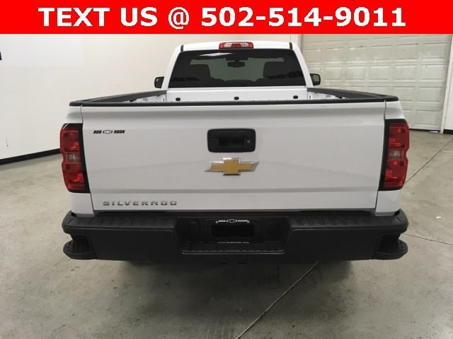 2018 Silverado 1500 Regular Cab 4x2,  Pickup #180883 - photo 6