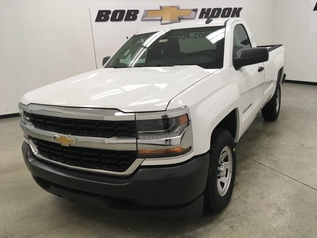 2018 Silverado 1500 Regular Cab 4x2,  Pickup #180883 - photo 1