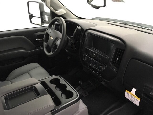2018 Silverado 3500 Crew Cab DRW 4x4,  Reading Service Body #180891 - photo 10