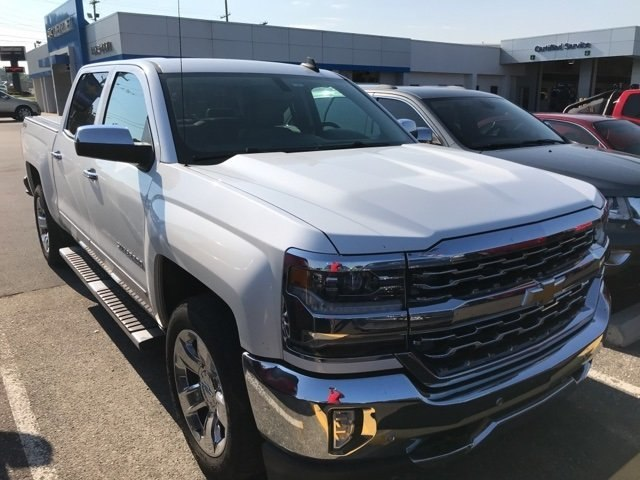 2016 Silverado 1500 Crew Cab 4x4,  Pickup #180908A - photo 3