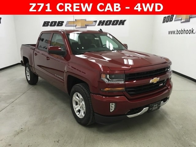2018 Silverado 1500 Crew Cab 4x4,  Pickup #180910 - photo 3
